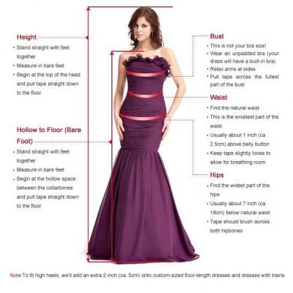 Long Sleeve Prom Dress,Backless Pro..