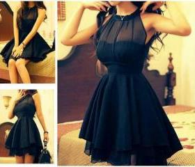 Fashion Black Thin N..