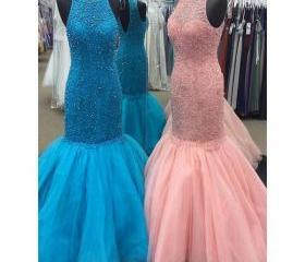 Blue/Pink Mermaid Pr..