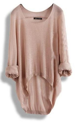 Fashion Casual Loose Women Sweater